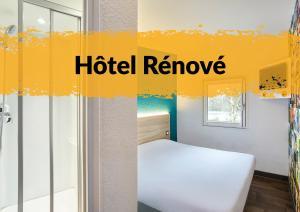 """hotelF1 Bordeaux Ville """"rénové"""""""
