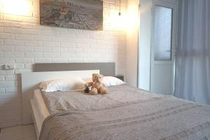 Квартира для 4-х с двумя санузлами и балконом для курения