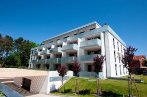 Apartament IKAR z widokiem na morze w kompleksie Platinium Rewal