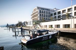 ALEX - Lakefront Lifestyle Hotel & Suites - Thalwil