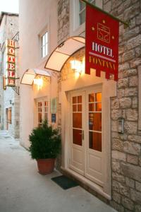 Hotel Villa Fontana - Трогир