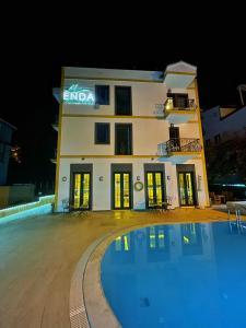 Отель Enda Boutique Hotel Kalkan, Калкан