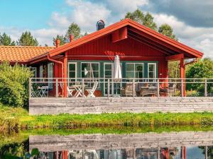 Accommodation in Västrahyn