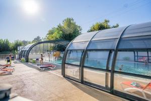 Location gîte, chambres d'hotes Camping Harrobia dans le département Pyrénées Atlantiques 64