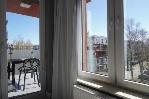 Seaside Polanki Apartments z garażem Klonowa 17E
