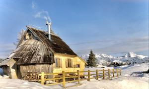 Chalet Vetrnice - Velika planina