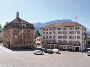 Wysses Rössli Swiss Quality Hotel - Schwyz