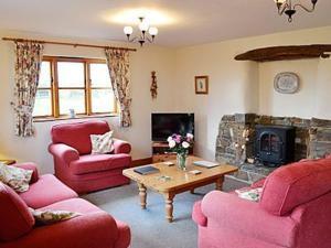 Old Oak Cottage, Chaty  Ashreigney - big - 3