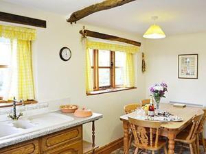 Old Oak Cottage, Chaty  Ashreigney - big - 2