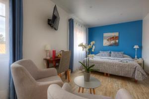 Location gîte, chambres d'hotes Hôtel Le Nautile dans le département Charente maritime 17