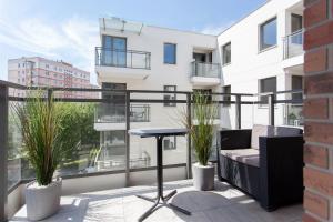 2 GDAŃSK Długie Ogrody 18 Rooftop Terrace parking