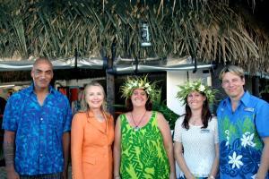 Manuia Beach Resort, Rezorty  Rarotonga - big - 36