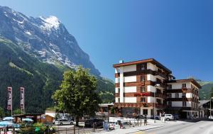 Hotel Spinne Grindelwald, Hotely  Grindelwald - big - 1