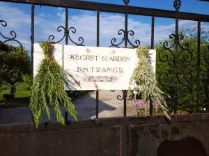 Secret Garden Achaia Greece