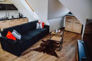 Apartament na poddaszu f13