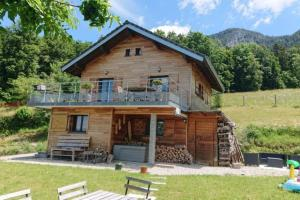 Chalet au calme proche randonnées et lac - Hotel - Aviernoz