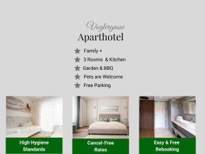 Aparthotel Voglergasse - Apartment - Baden-Baden