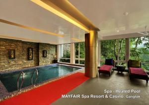 Mayfair Gangtok, Курортные отели  Гангток - big - 66
