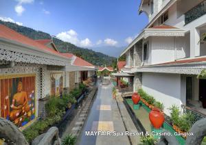 Mayfair Gangtok, Курортные отели  Гангток - big - 42