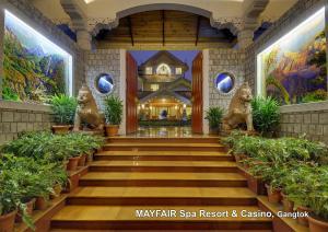 Mayfair Gangtok, Курортные отели  Гангток - big - 43