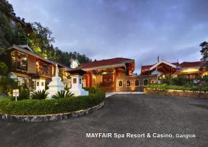 Mayfair Gangtok, Курортные отели  Гангток - big - 41