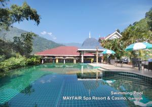 Mayfair Gangtok, Курортные отели  Гангток - big - 39