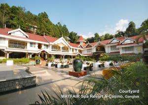Mayfair Gangtok, Курортные отели  Гангток - big - 68