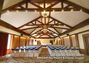 Mayfair Gangtok, Курортные отели  Гангток - big - 65
