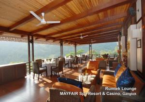 Mayfair Gangtok, Курортные отели  Гангток - big - 53