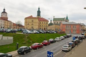 Apartament Turkusowy Świętoduska 12