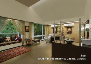 Mayfair Gangtok, Курортные отели  Гангток - big - 46