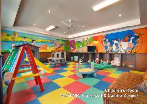 Mayfair Gangtok, Курортные отели  Гангток - big - 48