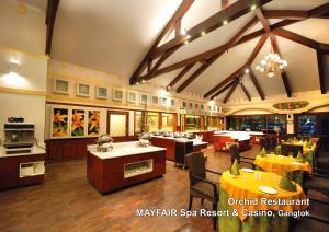 Mayfair Gangtok, Курортные отели  Гангток - big - 50