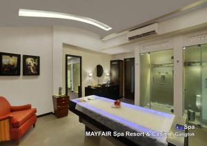 Mayfair Gangtok, Курортные отели  Гангток - big - 97