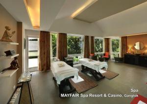 Mayfair Gangtok, Курортные отели  Гангток - big - 95