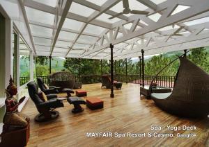 Mayfair Gangtok, Курортные отели  Гангток - big - 93