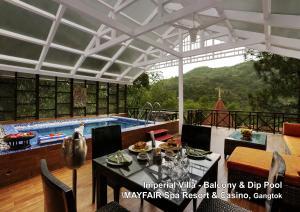 Mayfair Gangtok, Курортные отели  Гангток - big - 92
