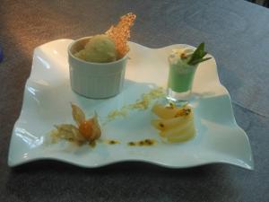 La Verte Campagne - Hotel Restaurant, Szállodák  Trelly - big - 22