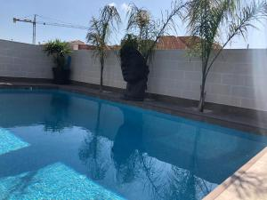 Luxury 4 bed private villa with option of heated pool in Villamartin