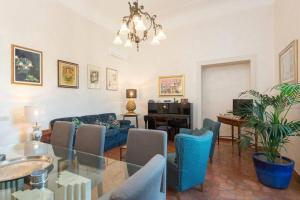 Trastevere Large Comfortable Apartment - abcRoma.com
