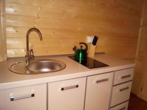 Cozy Holiday Home in Mielno near Lake