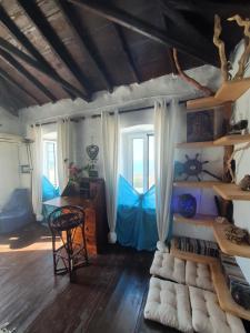 Traditional hideaway in Agistri Agistri Greece