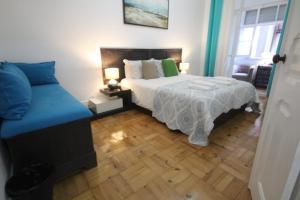 obrázek - Large double room in Lisbon, Marques de Pombal Room 4