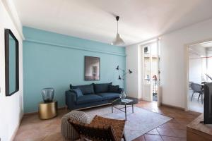 Charming 2BR penthouse in Barberini Square - abcRoma.com