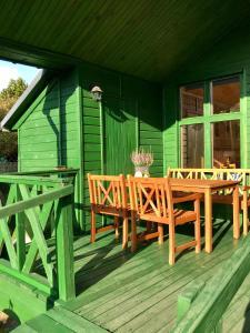 Domek Green Dźwirzyno