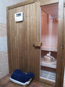 Casa Rural Las Nieves, Kúriák  Garrovillas - big - 9