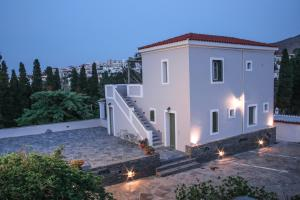 Saint Louis Andros Greece