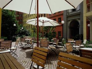 Mercure Hotel & Residenz Berlin Checkpoint Charlie, Hotely  Berlín - big - 69