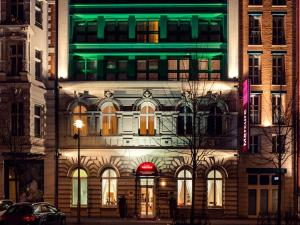 Mercure Hotel & Residenz Berlin Checkpoint Charlie, Hotels  Berlin - big - 86