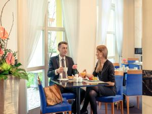 Mercure Hotel & Residenz Berlin Checkpoint Charlie, Hotely  Berlín - big - 62